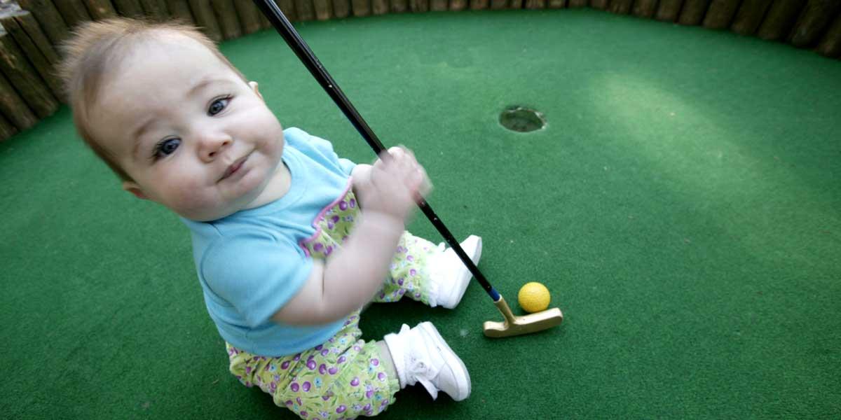 Funtasia Fun Park Fairmont - Mini Golf